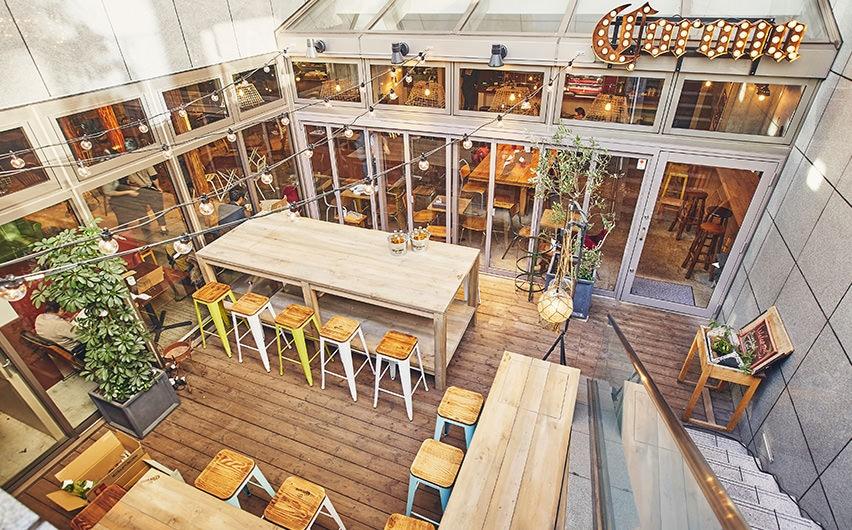 Muromachi Café